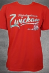 """T-Shirt """"silver red"""""""