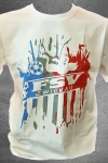"T-Shirt ""Tricolore"" XL"